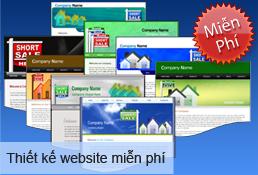 Công ty thiết kế website miễn phí