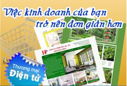 Giải pháp thiết kế website bán hàng trực tuyến, thiết kế website thương mại điện tử